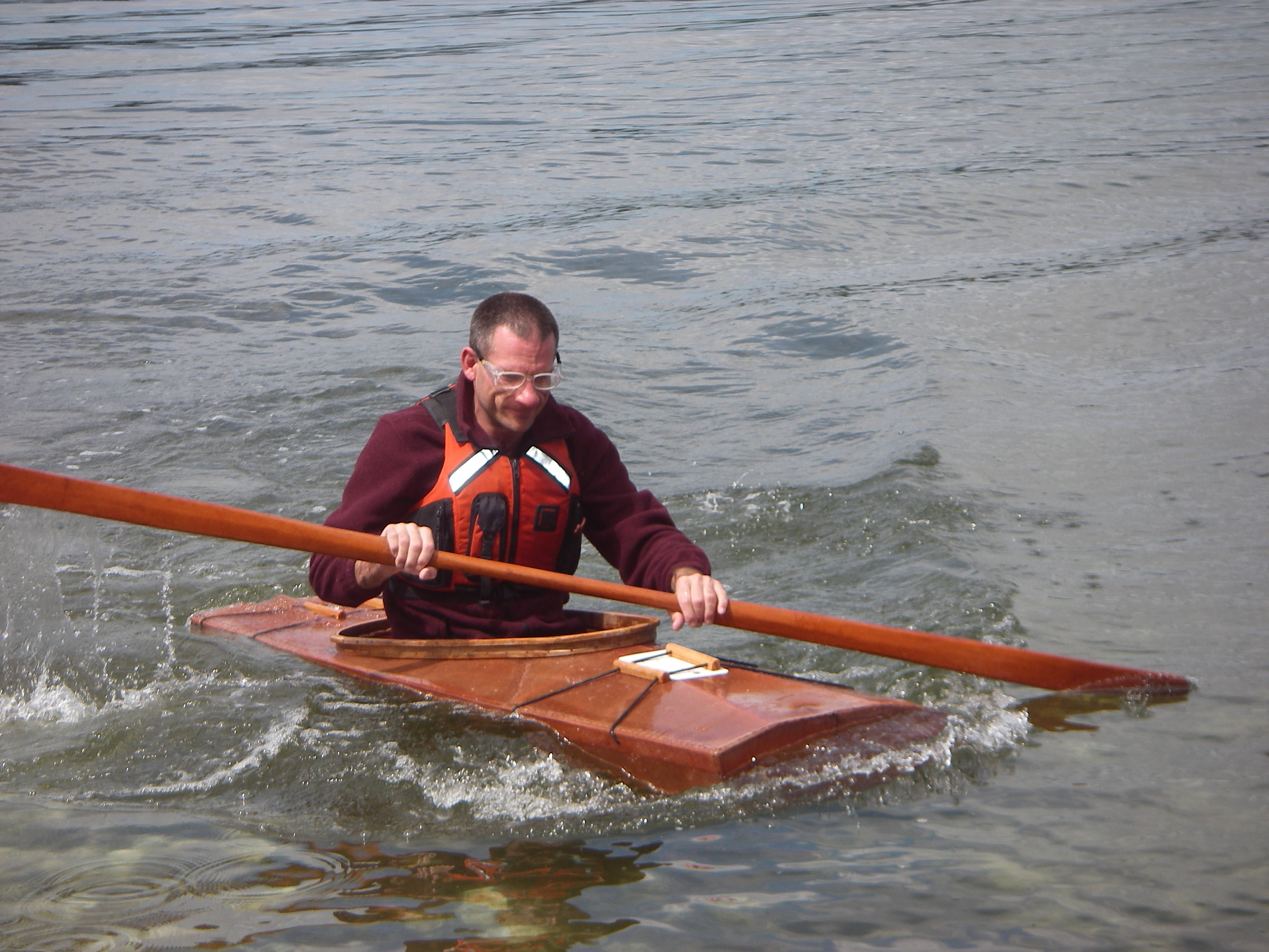 The Dash Point Pirate: Greenland Style Skin On Frame Kayak Building