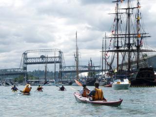 Tall Ships post-1