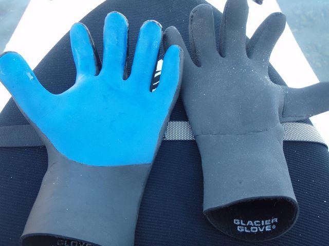 Glacier glove