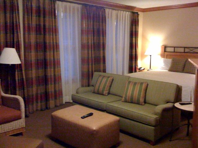 Suite at Roche Harbor.