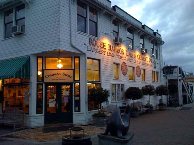 The Company Store, Roche Harbor Marina