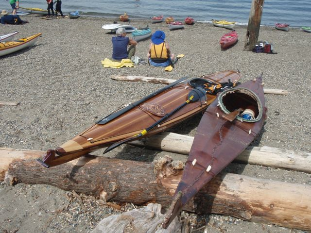 wooden sea kayak image search results