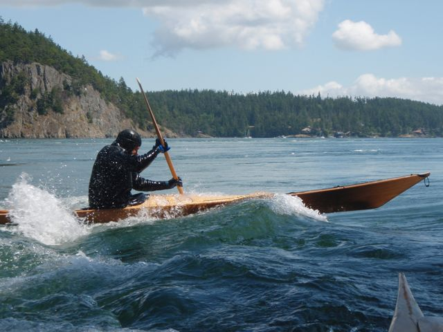 Building a Custom Stitch and Glue West Greenland Kayak ...