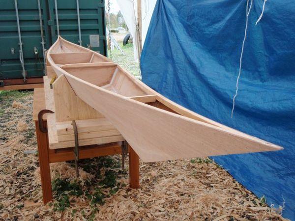 UPDATE: Warren Williamson's Custom Stitch and Glue Greenland Kayak - The Dash Point Pirate