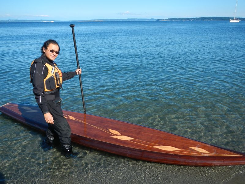 ... Build a Wood Stand Up Paddleboard (SUP) Free Step-By-Step Instructions