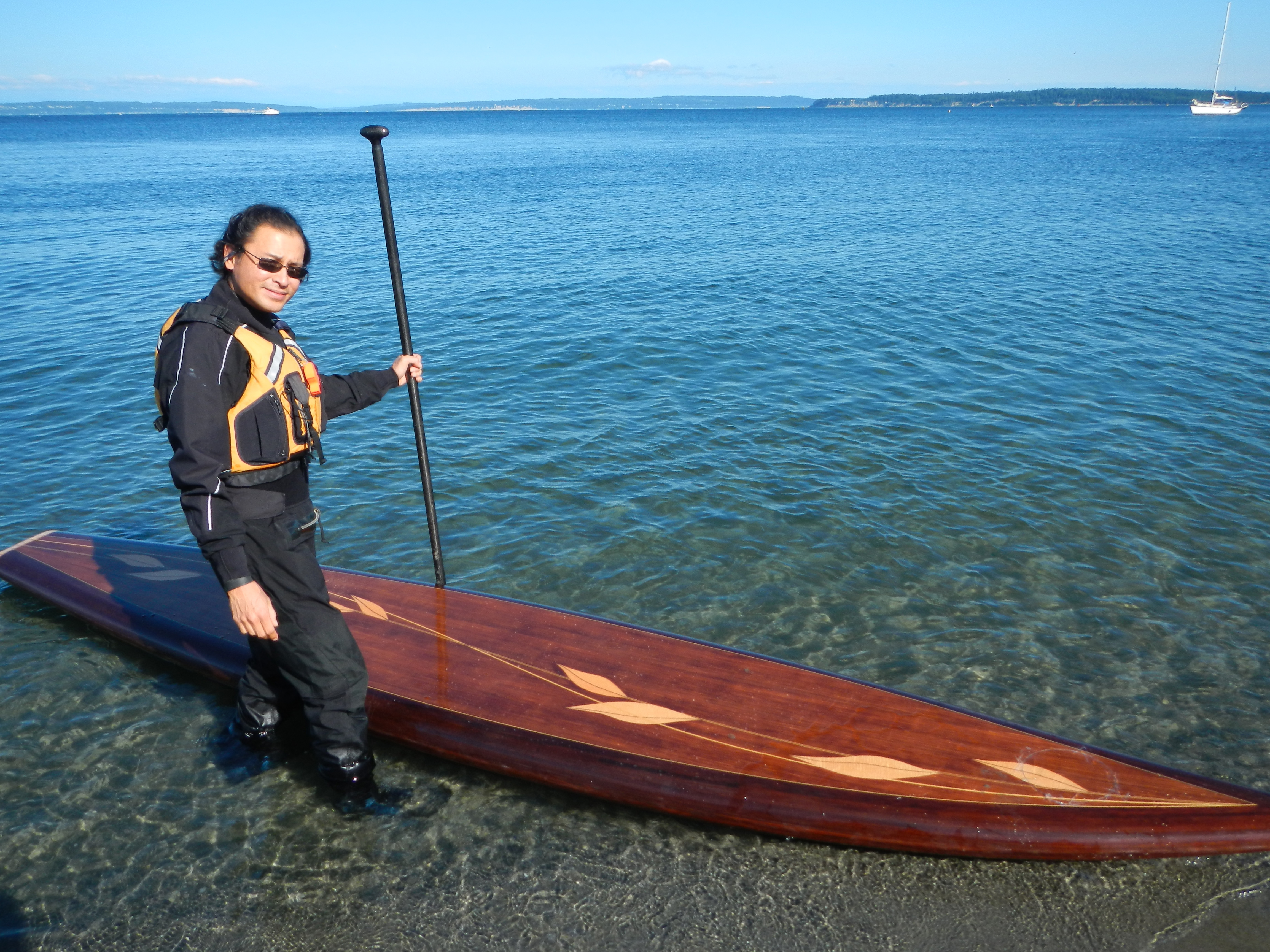 Stand Board Designs : Free diy paddle board plans do it your self