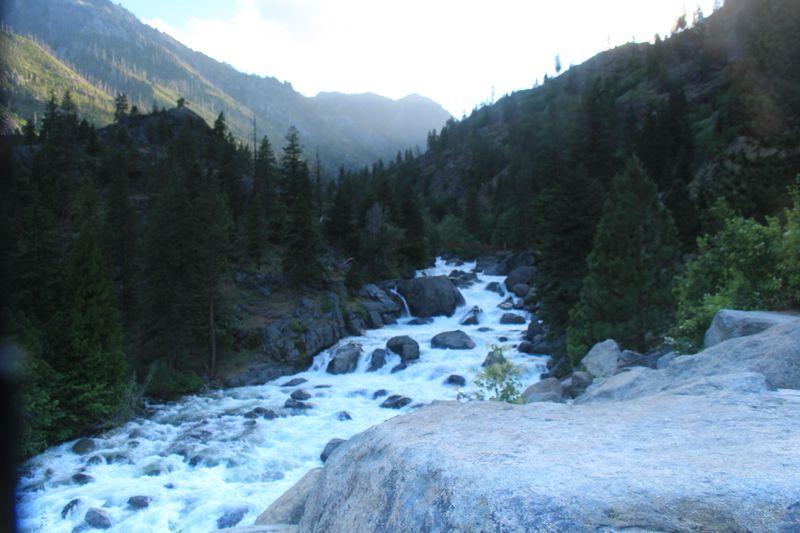 Icicle Creek, Leavenworth , WA