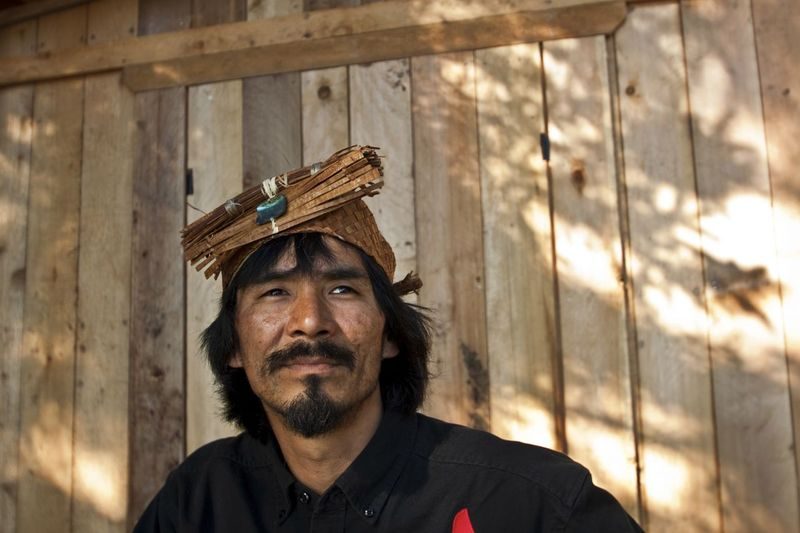 Darcy Coon, Village Watchman. Photo © Katya Palladina