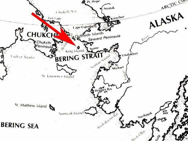 King Island, Alaska