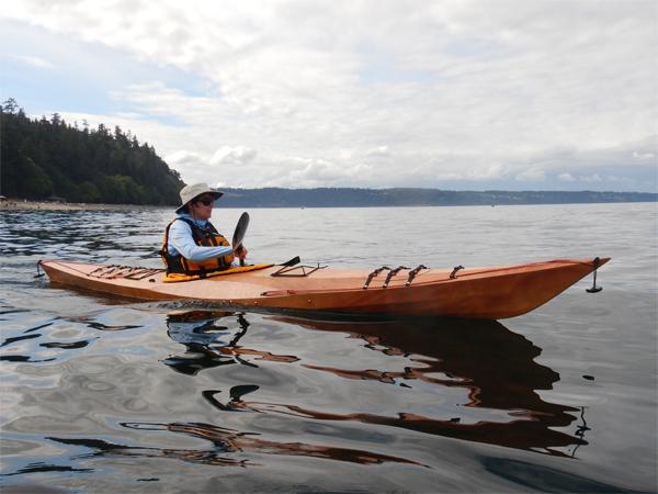 Katya in kayak 600