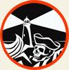 Skull logo 100